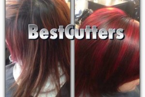 Photo #7: Eliana's Best Cutters. –Cut, Color, Full Head of Highlights & Style