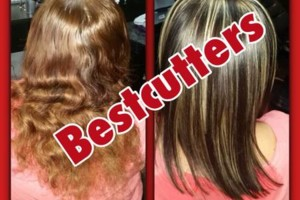 Photo #6: Eliana's Best Cutters. –Cut, Color, Full Head of Highlights & Style