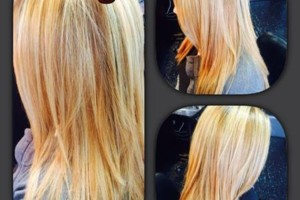 Photo #5: Eliana's Best Cutters. –Cut, Color, Full Head of Highlights & Style