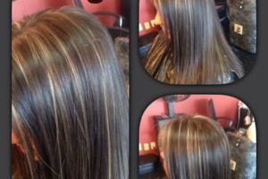 Photo #4: Eliana's Best Cutters. –Cut, Color, Full Head of Highlights & Style