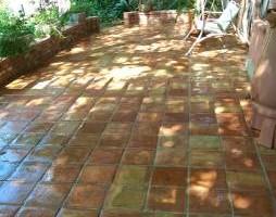 Photo #11: Deck, patio, driveway restoration