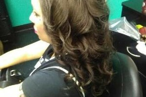Photo #16: Hair..nails..make up..updos! Great prices!