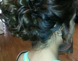 Photo #15: Hair..nails..make up..updos! Great prices!