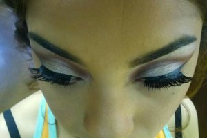 Photo #14: Hair..nails..make up..updos! Great prices!