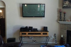 Photo #3: Jesse's TV Mounting & More! Prices Starting As Low As $50!