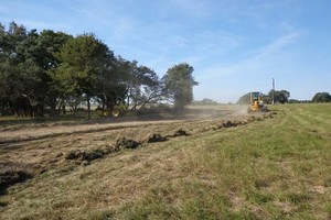 Photo #7: Road/Driveway Construction - All Out Ranch Improvements