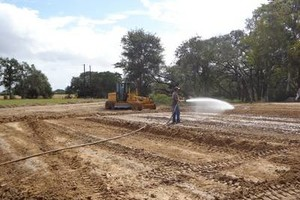 Photo #2: Road/Driveway Construction - All Out Ranch Improvements