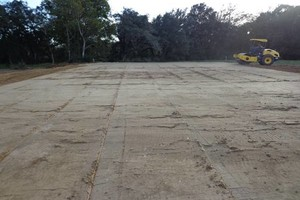 Photo #1: Road/Driveway Construction - All Out Ranch Improvements