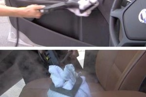 Photo #3: Auto Car Detailing - Full interior cleaning by steam $40