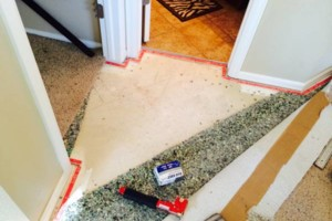 Photo #6: Waters Carpet Works. Carpet Repair & Re-Stretch. DON'T WASTE MONEY!