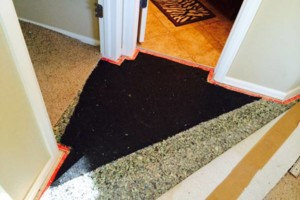 Photo #5: Waters Carpet Works. Carpet Repair & Re-Stretch. DON'T WASTE MONEY!