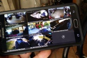 Photo #3: Security Camera Systems HD w/ remote view