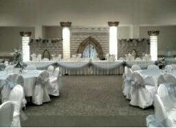 Photo #5: MY CINDERELLA CREATIONS. LINENS & CHAIRCOVERS AND BACKDROPS