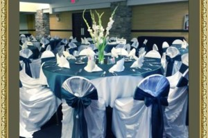Photo #1: MY CINDERELLA CREATIONS. LINENS & CHAIRCOVERS AND BACKDROPS