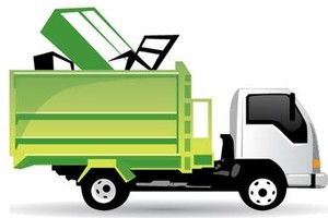 Photo #1: Newsom Junk Removal. Let's talk Dirty!