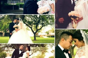 Photo #1: Indie Image McAllen -$1,000 Whole day wedding photographer!