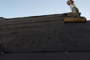 Photo #1: Lion Head Roofing Company