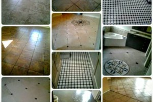Photo #1: TILE FLOORS INSTALLATION STARTING AT $1 sqf. Free quotes