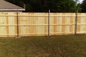 Photo #1: JOE THE FENCE BUILDER AND REPAIRMAN
