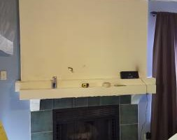 Photo #11: Fireplace Remodels/Sheetrock installation
