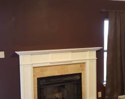 Photo #7: Fireplace Remodels/Sheetrock installation