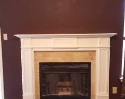 Photo #5: Fireplace Remodels/Sheetrock installation