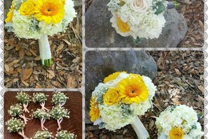 Photo #5: AMORE DESIGNS. Wedding Florist on your budget! Bridal Bouquets $60