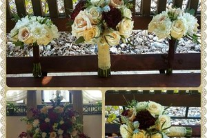Photo #3: AMORE DESIGNS. Wedding Florist on your budget! Bridal Bouquets $60