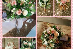 Photo #2: AMORE DESIGNS. Wedding Florist on your budget! Bridal Bouquets $60