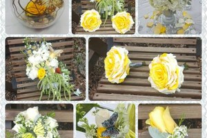 Photo #1: AMORE DESIGNS. Wedding Florist on your budget! Bridal Bouquets $60
