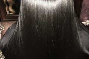 Photo #1: $75 Brazilian Blowout. Call Erika Passey