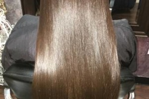 Photo #2: $75 Brazilian Blowout. Call Erika Passey