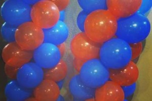 Photo #4: Balloon Columns - Any two colors $60
