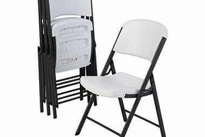 Photo #2: Tables and Chairs rentals / BEST DEALS - $20 delivery fee