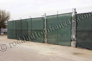 Photo #3: Fences - Privacy, Chain Link, Metal & Pipe, Custom Entryways & Gates