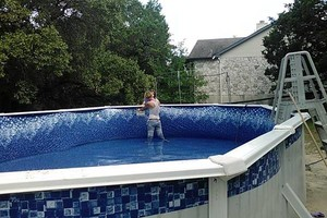 Photo #3: Pool Installer with references