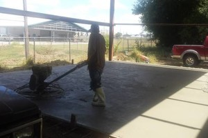 Photo #3: Tri County Concrete/Tile/Masonry Work - less then 24 hr!