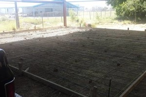 Photo #2: Tri County Concrete/Tile/Masonry Work - less then 24 hr!