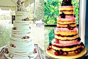Photo #21: Custom Wedding Grooms Cakes For San Antonio TX