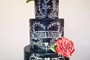 Photo #13: Custom Wedding Grooms Cakes For San Antonio TX