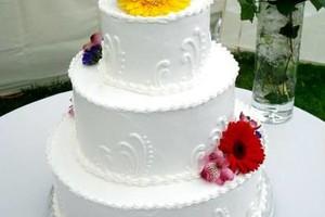 Photo #5: Custom Wedding Grooms Cakes For San Antonio TX