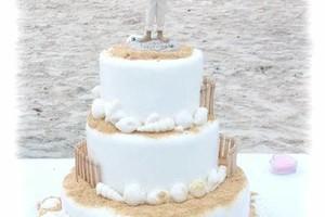 Photo #1: Custom Wedding Grooms Cakes For San Antonio TX