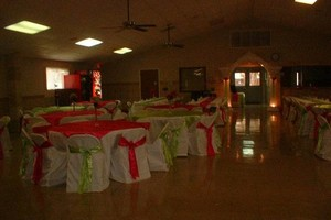 Photo #1: Event Decoration Package $850.00