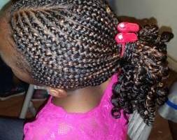 Photo #9: AUTHENTIC AFRICAN HAIR BRAIDING