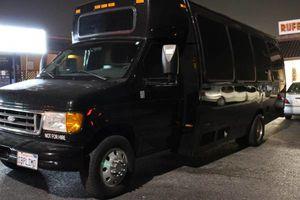 Photo #12: Leonvalley Limousine. Party Bus Special! $150/hr