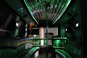 Photo #11: Leonvalley Limousine. Party Bus Special! $150/hr