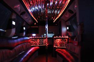 Photo #10: Leonvalley Limousine. Party Bus Special! $150/hr