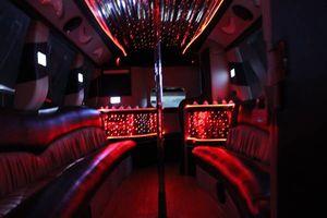Photo #9: Leonvalley Limousine. Party Bus Special! $150/hr