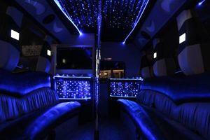 Photo #8: Leonvalley Limousine. Party Bus Special! $150/hr