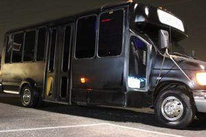 Photo #6: Leonvalley Limousine. Party Bus Special! $150/hr